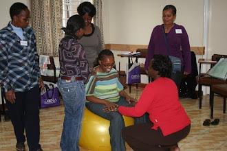 Photo: Doula training in Nairobi.