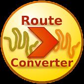 Route Converter: Gpx, Kml, Trk