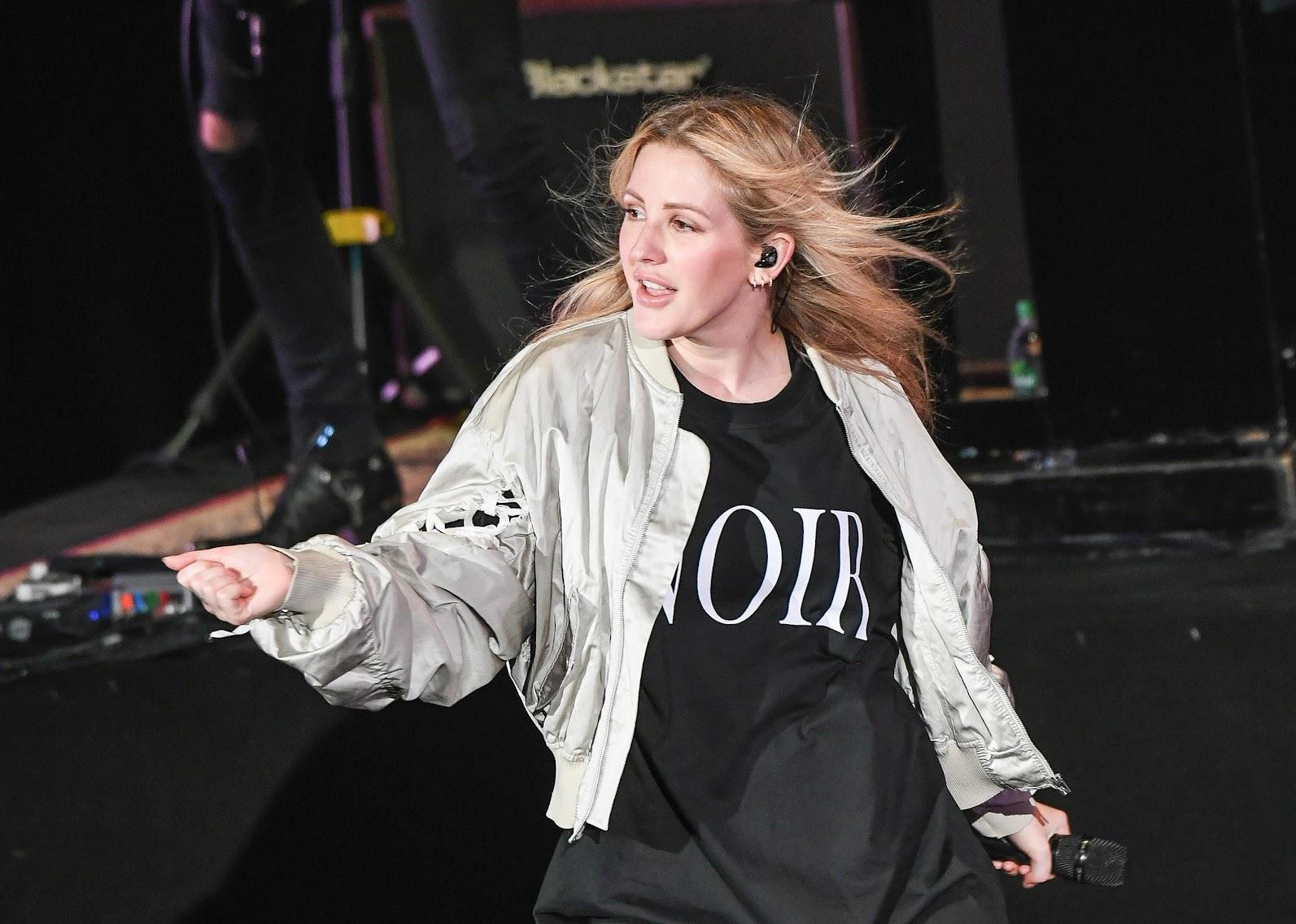 【迷迷現場】Ellie Goulding 艾麗高登 台灣開唱 「台下有你們,讓今晚演唱這首曲子變得更加特別!」」