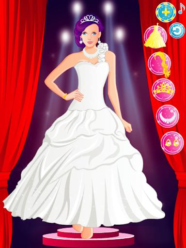 Princess Dress Up Beauty Salon