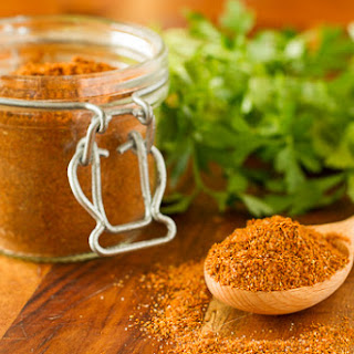 Homemade Taco Seasoning Spice Mix.