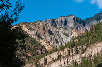 Photo: View from Ouray, CO