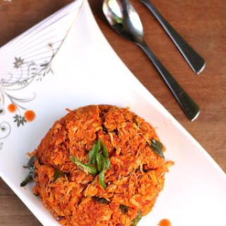 Kozhi mulakidichathu ( Spicy Kerala style chicken saute)
