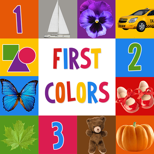 First Words for Baby: Colors 教育 App LOGO-APP開箱王