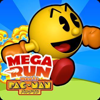 パックマン - Mega Run meets パックマン