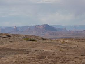Photo: La vallée des Dieux vue de Muley
