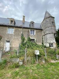 manoir à Courcelles-de-Touraine (37)