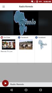 Radio Renndo - náhled