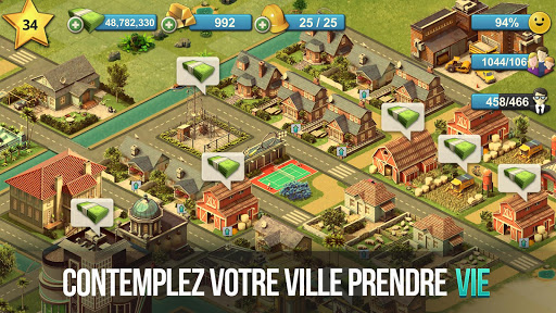 City Island 4: Ville virtuelle simulation  captures d'u00e9cran 2