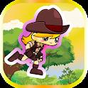 Adventure Girl Run icon