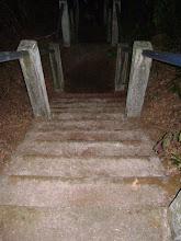 Photo: A mesma escada limpa..