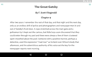 Screenshot of JotterPad - Writer