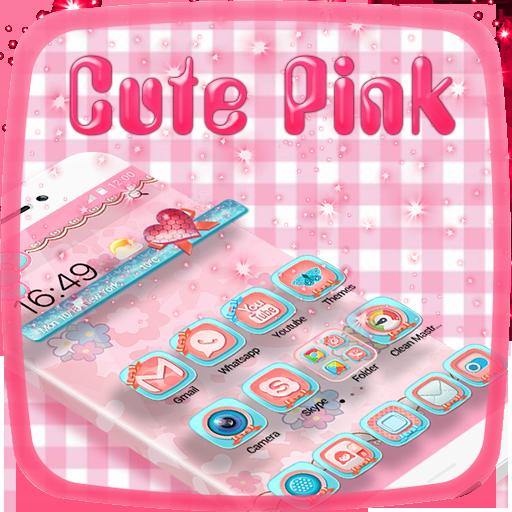 Cute Pink Theme