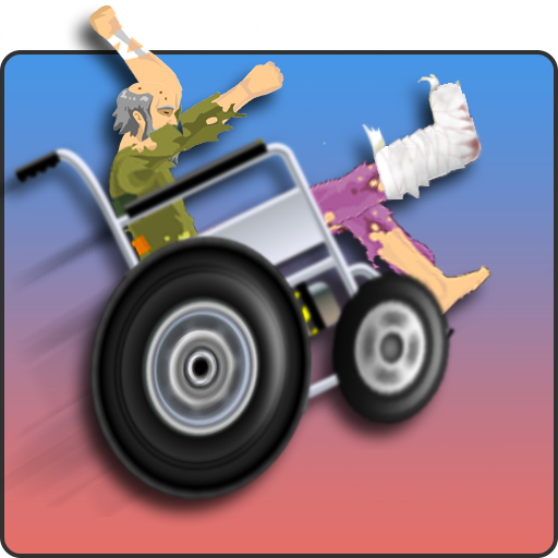 Happy Wheels Zombie 休閒 App LOGO-硬是要APP