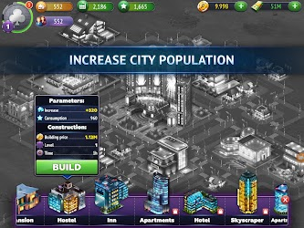 Download Poker City: Builder for android | Seedroid