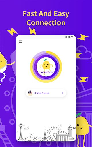 Potato VPN screenshot 3