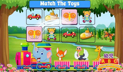 子供のための幼児のABCジグソーパズル