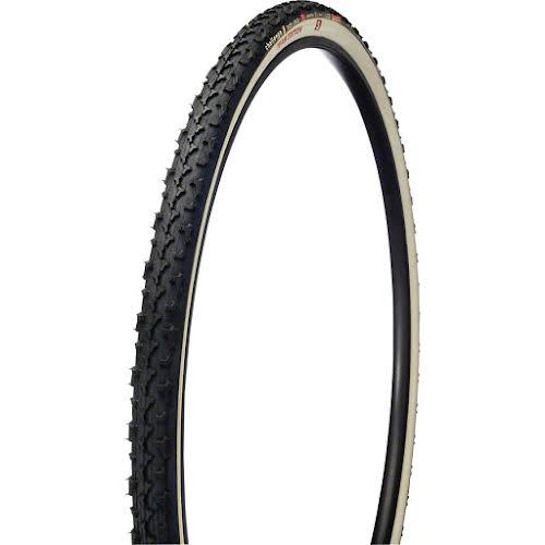 Challenge Baby Limus Team Edition S Tire: Tubular, 700 x 33mm, 320tpi, Black/White