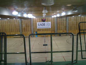 Photo: They even have an underground basketball course