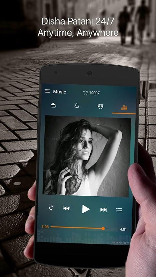 Screenshots of Disha Patani Official App for iPhone
