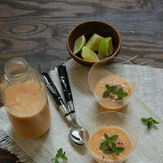 Chilled Melon Summer Soup