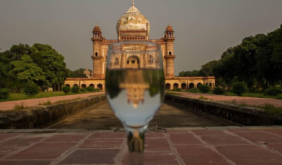 Safdurjung Tomb, New Delhi by Mandeep Singh - Buildings & Architecture Public & Historical ( canon, tomb, safdurjung, mandeep, delhi )