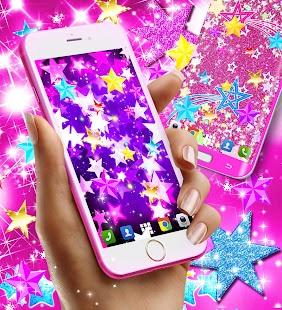 Stars live wallpaper - náhled