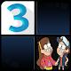 Gravity Falls Piano Tiles (game)