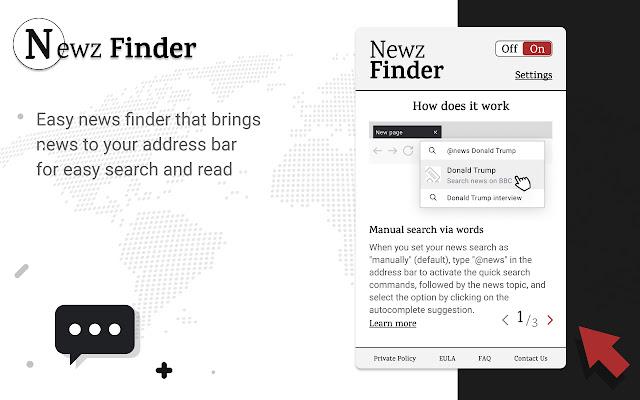 Newz Finder