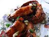 soy sauce king prawn stir fry