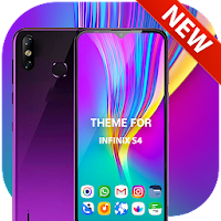 Launcher Theme For  Infinix S4 Launcher 2020