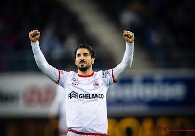 Sint-Truiden - Antwerp eindigde op 1-1