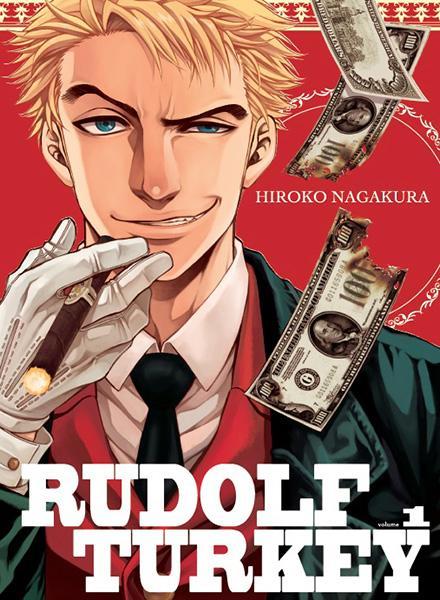 Rudolf Turkey - Manga série - Manga news