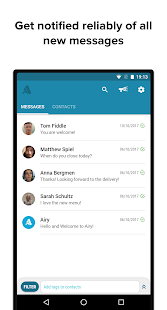 Airy Messenger - Customer Messaging for Businesses- screenshot thumbnail