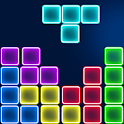 Neon Block Break Puzzle icon