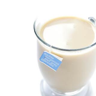 London Fog Tea Latte (Earl Grey Latte).