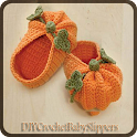 DIY Crochet Baby Slippers icon