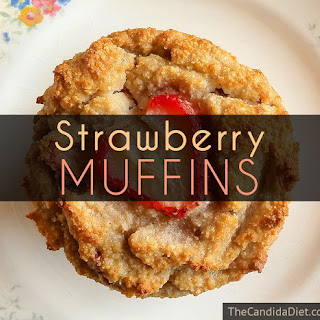 Sugar Free Strawberry Muffin Recipes.