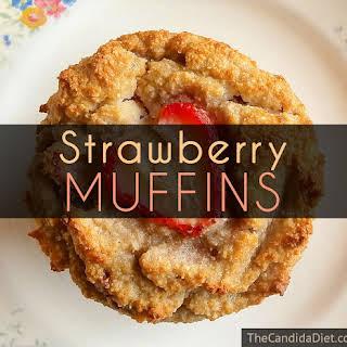 Strawberry Muffins.