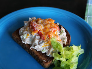 Healthy Choice Tuna Melt Recipe