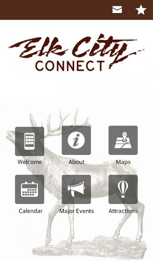 Elk City Connect- screenshot