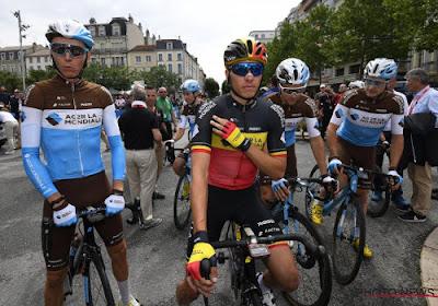 AG2R: quatre Français, un Suisse et Naesen autour de Bardet sur le Tour de France