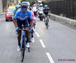 Tourfavoriet Quintana rijdt volgend seizoen in Franse loondienst