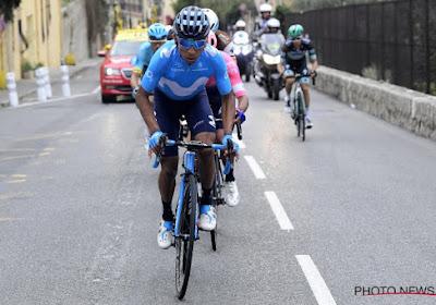 Nairo Quintana zal volgend seizoen in het shirt van Arkéa-Samsic te zien zijn