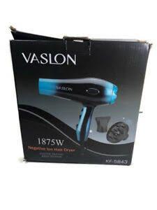Best hair dryer brands in Canada: VASLON (1875W Professional Salon Grade Hair Dryer)