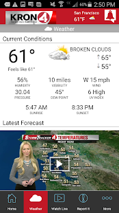 KRON 4 | San Francisco news- screenshot thumbnail