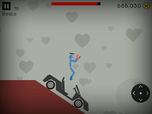 Stickman Ragdoll- Falling Fun apkpoly screenshots 14