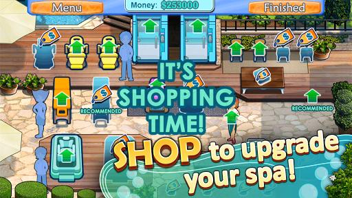 Sally's Spa Lite android2mod screenshots 8