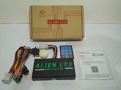 AlienLox - náhled
