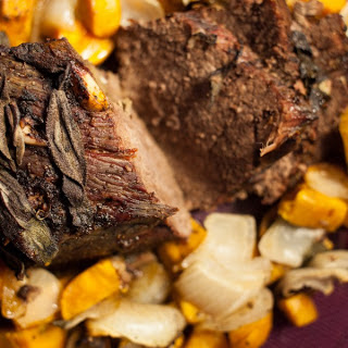Braised Paleo Bottom Round Roast Recipe